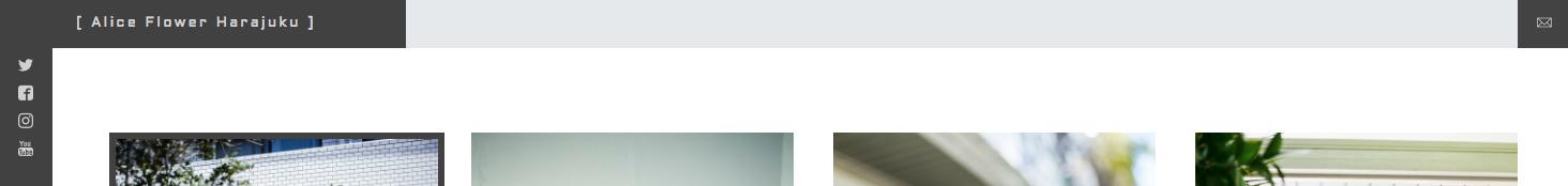 BiNDのリストマークなしで、縦並びメニューを表現