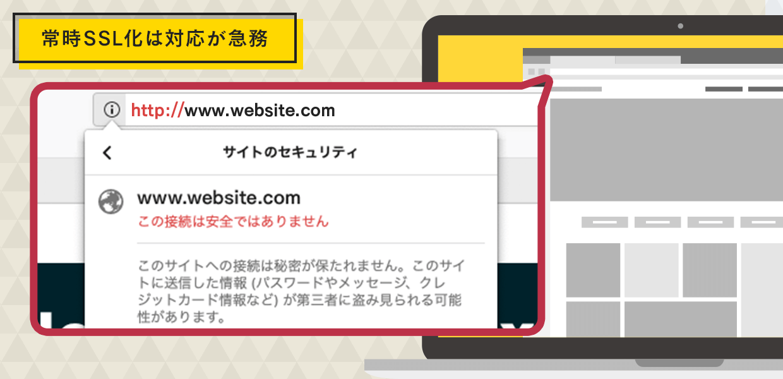 必ずサイトを常時SSL化できる。新BiNDupでセキュリティ強化のススメ!