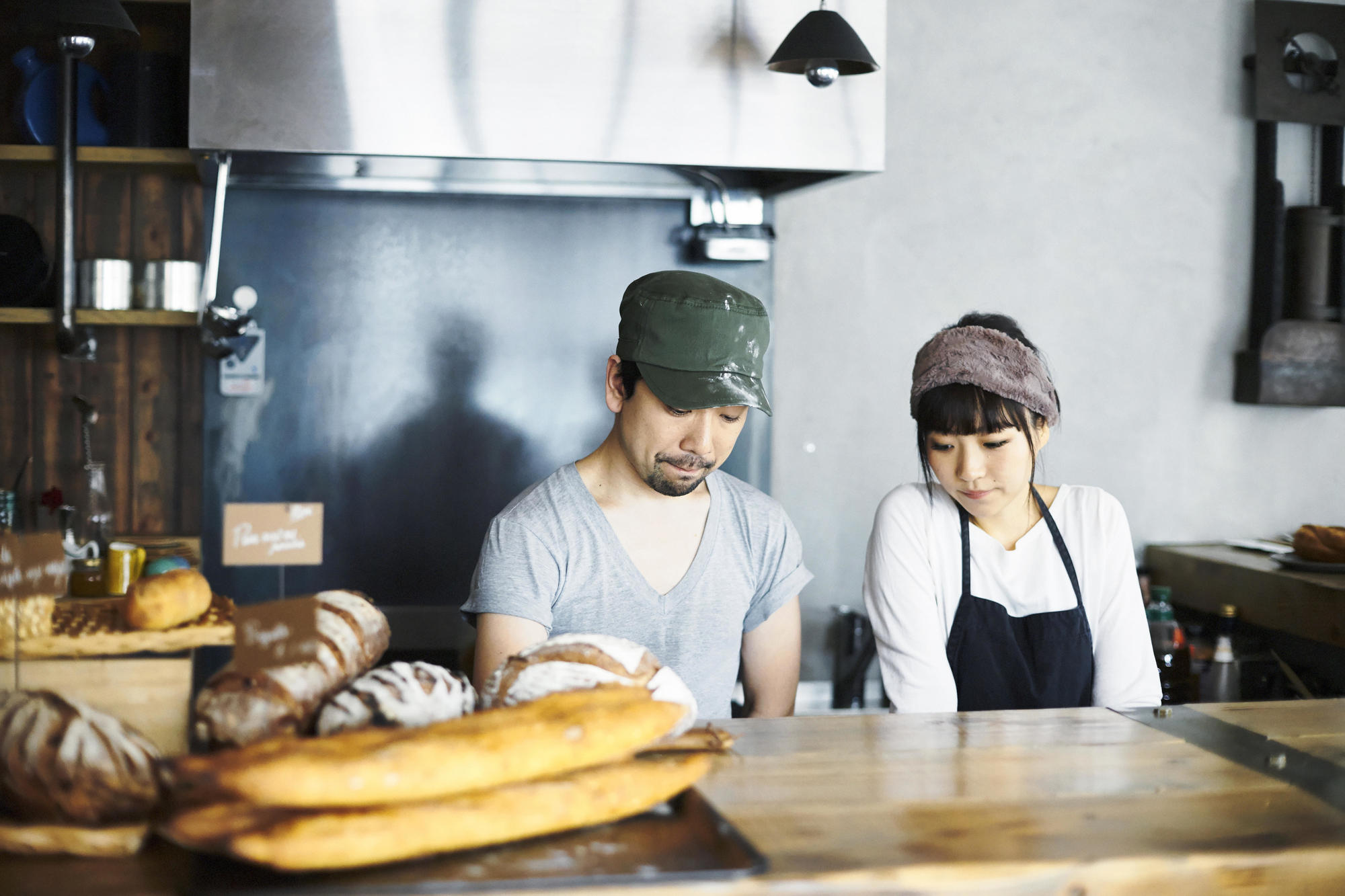 パン屋のイメージ