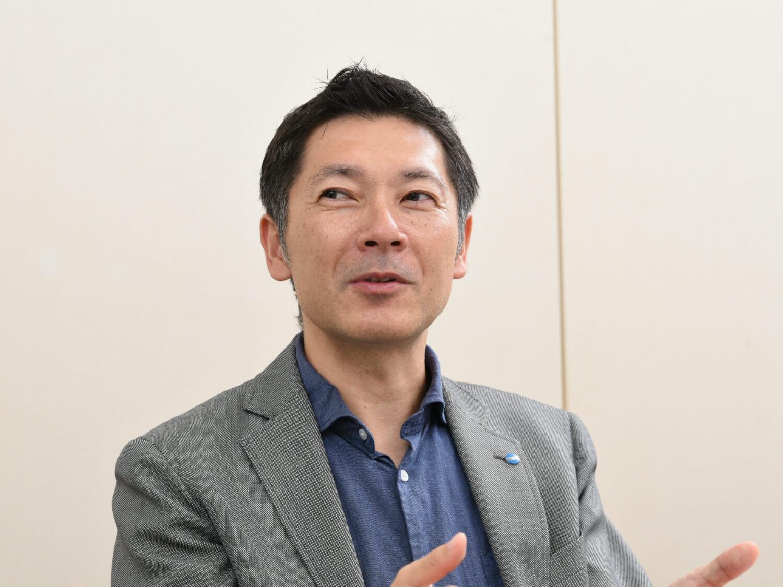 コニカミノルタ人事部臼井強氏