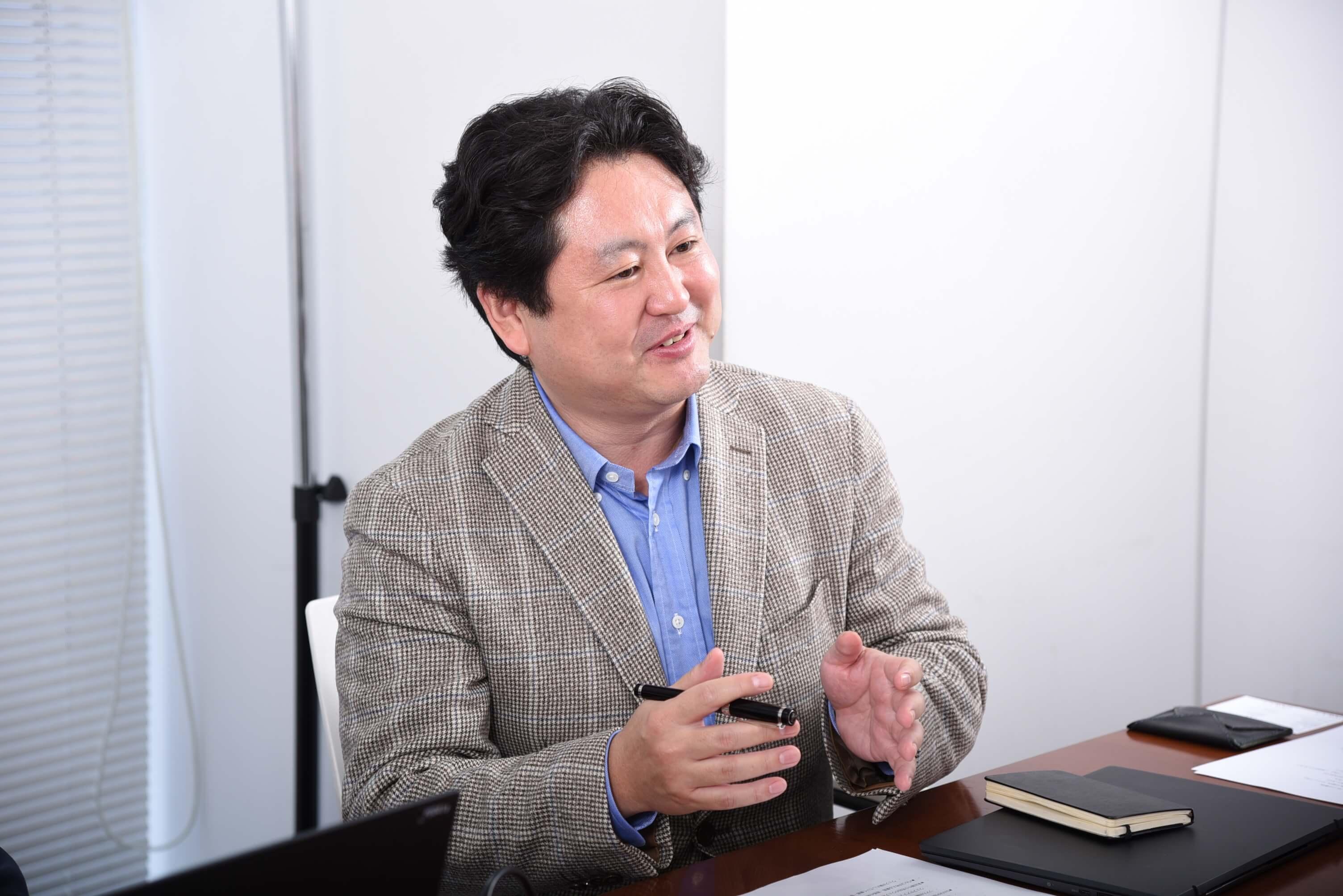 デジタルステージ代表 熊崎