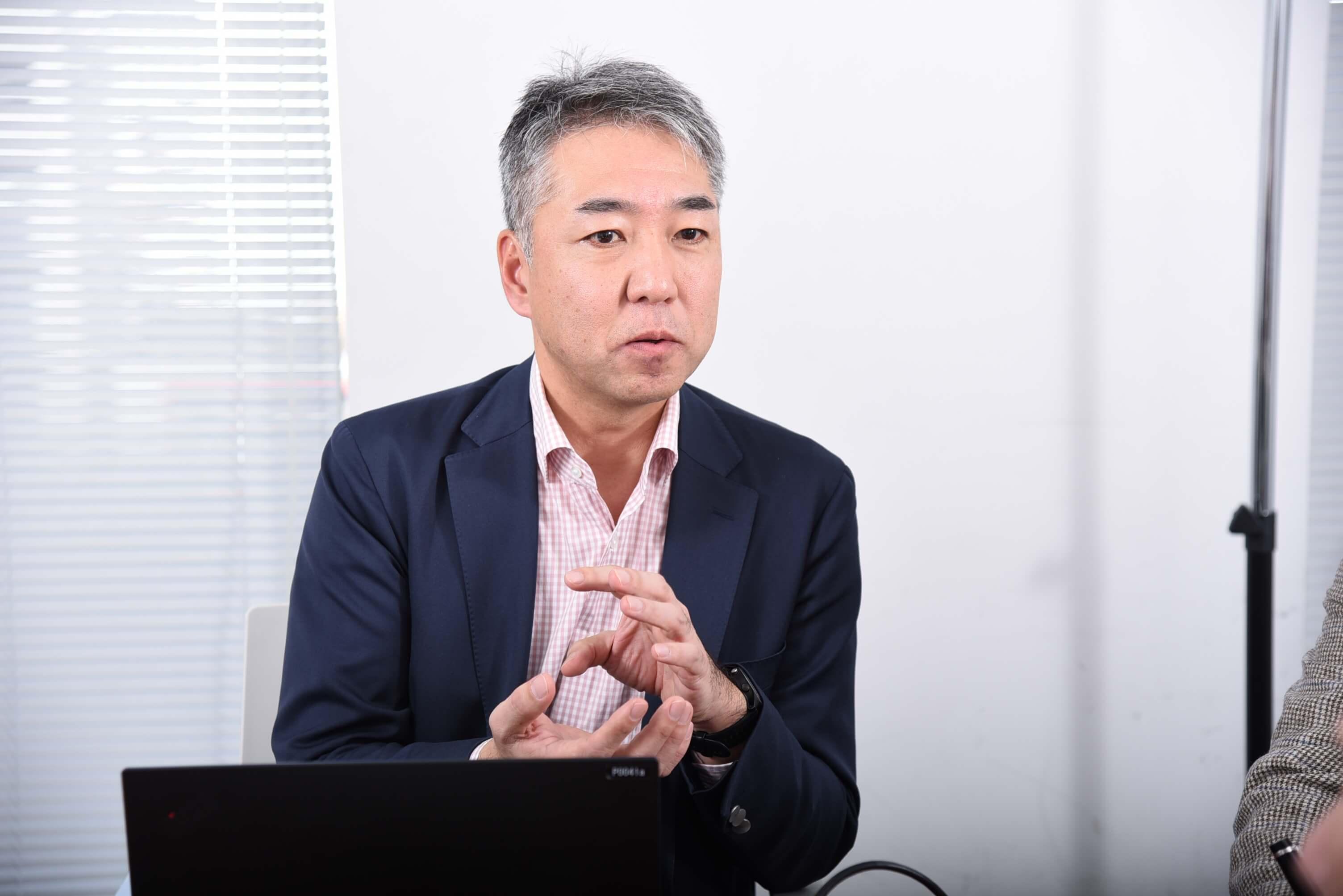 林 直孝氏ー店内行動データの取得と活用について