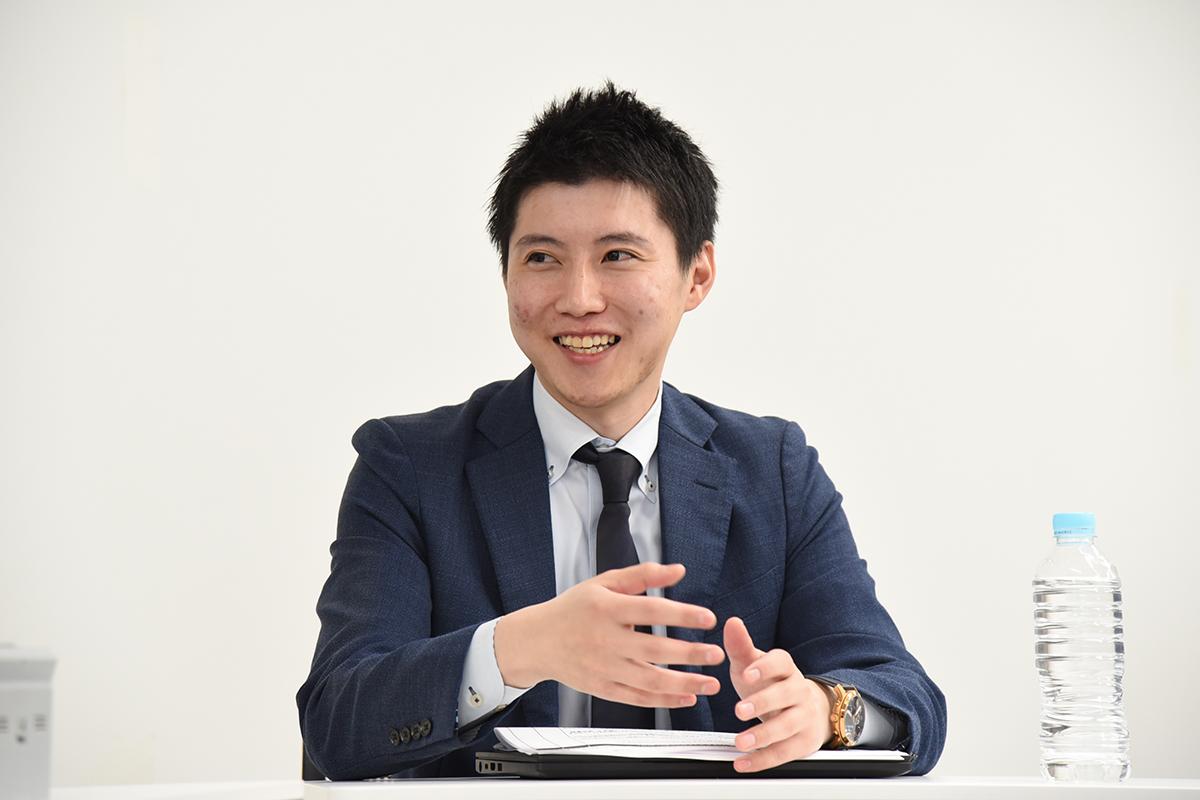 株式会社ローカルフォリオ 小原祐介氏